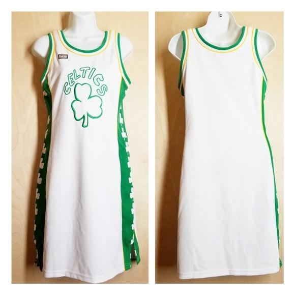 Hardwood Classics Dresses Nba Celtics Jersey Dress Poshmark